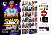 Take D Stand 2020: The Psalms & Dance of Obus Zalee Family & Friends
