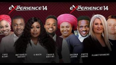 Todd Dulaney, Preye Odede & Mercy Chinwo to minster at The Experience 2019
