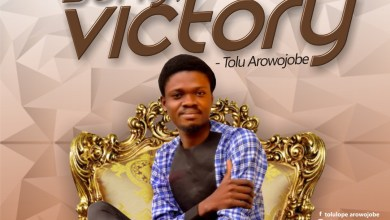 Song Of Victory By Tolu Arowojobe