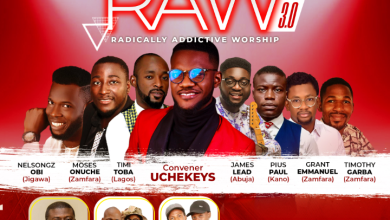 UcheKeys and Vessels of Worship & Praise presents - RAW 3.0 Zamfara Edition