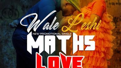 Maths Love by Wale Leshi