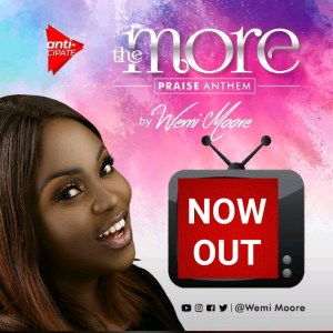 The More by Wemi Moore
