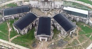 """World's Largest Church Auditorium: 120K Seating Capacity """"Hand Of God"""" Cathedral Of Salvation Ministries Nears Completion"""