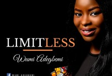 Limitless album download by Wumi Adegbemi
