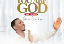 You Are God by Paul Oluikpe