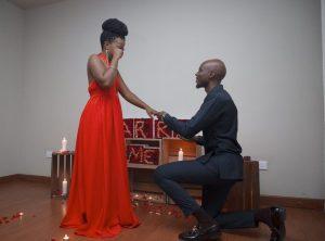 Zambian Gospel Music Icons Pompi & Esther Chunugu Engaged