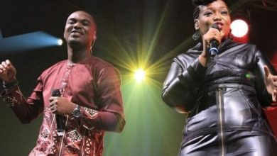 Yi Naye (Praise The Lord) by Joe Mettle and Ntokozo Mbambo