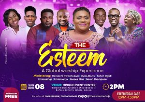 Frank Edwards, Kelvin Ogidi, Owie Abutu, and others set for The Esteem 2019 in Abuja