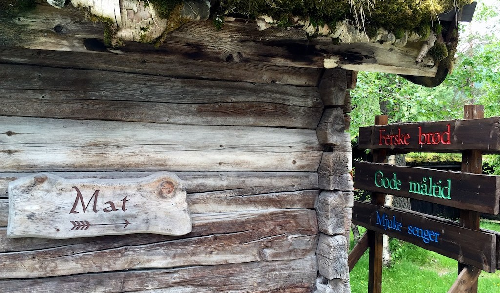 mjonøy bakeri, Vinje, Telemark