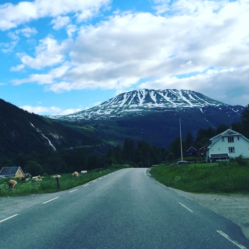 gaustadtoppen, norway