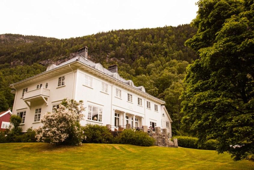 Rjukan Admini hotel, Norway