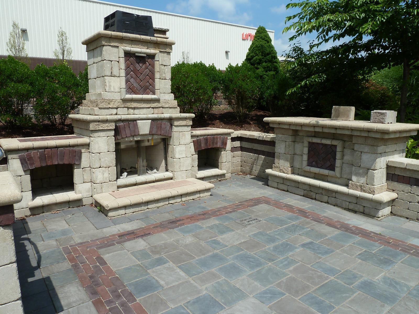 Outdoor Idea Center | Unilock on Unilock Patio Ideas id=29939