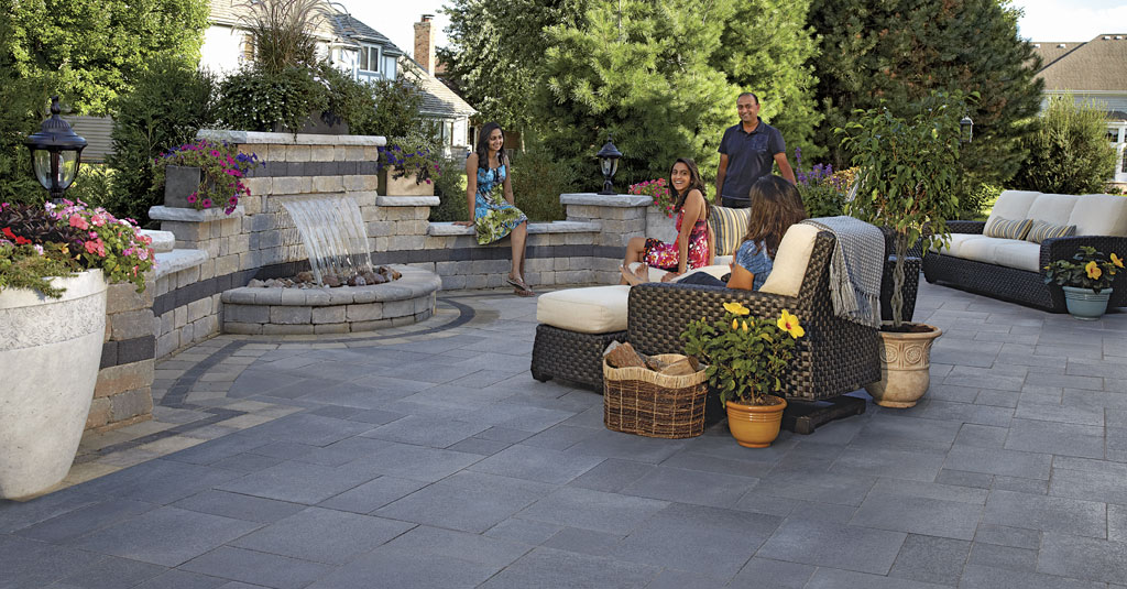 3 Patio Design Tips for your Bergen County, NJ Landscaping ... on Unilock Patio Ideas id=45034