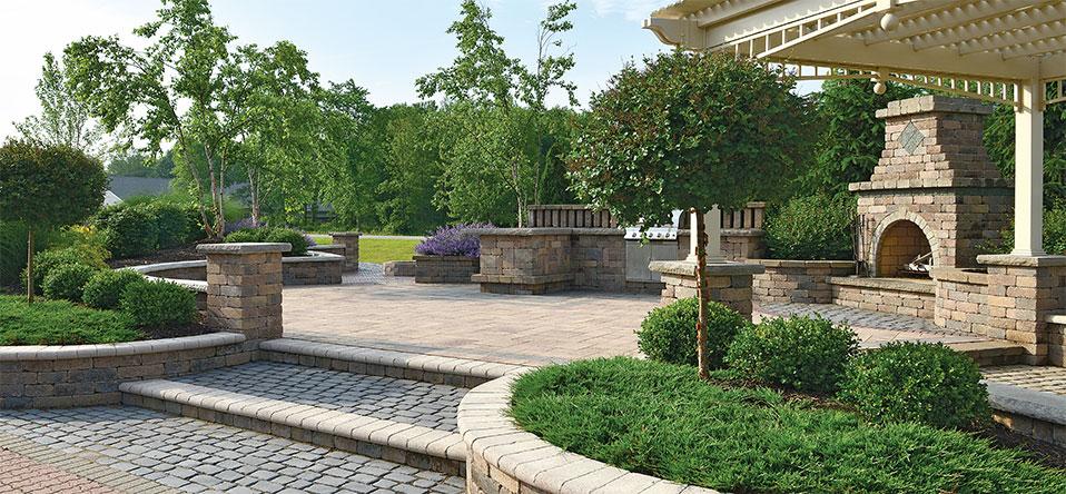 5 Low Maintenance Landscaping Ideas | Unilock on Low Maintenance:cyizg0Gje0G= Backyard Design  id=79408
