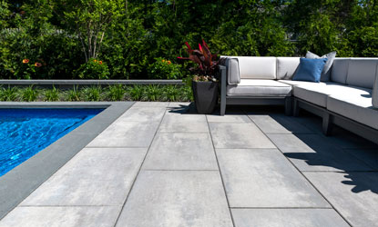 large or small format pavers unilock