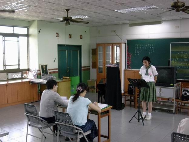 台南市立和順國中