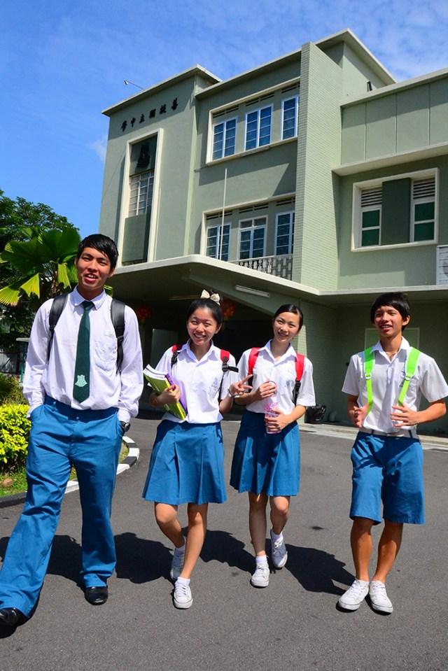 槟城菩提独立中学