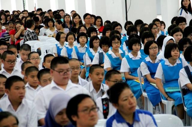 恆毅國民型華文中學峇央峇鲁分校