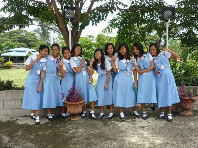 Saint Columban's College, Lingayen