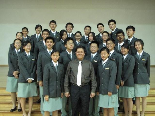 新加坡国立大学附属数理中学