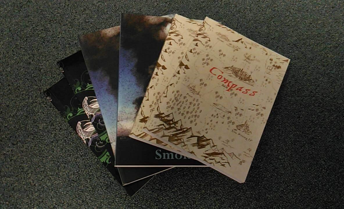 New Writing Anthologies