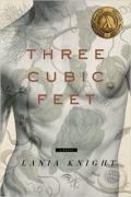 Three cubic feet