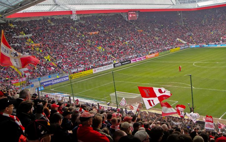 Kaiserslautern vs. Union