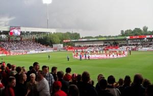 Union vs. Hertha - friendly