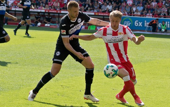 Hedlund - Union's most agile player today