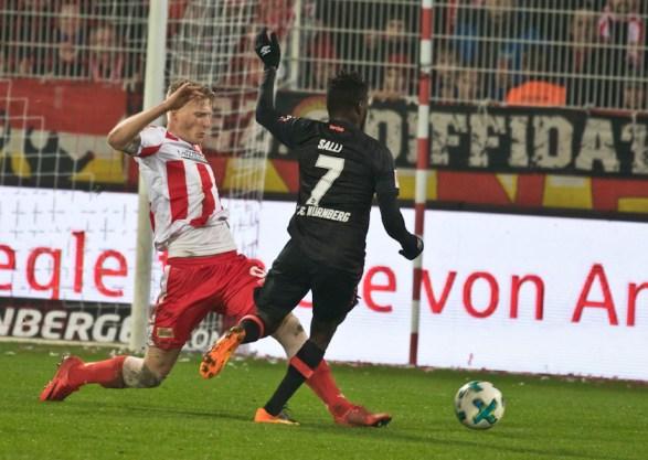 Pedersen successfully tackles