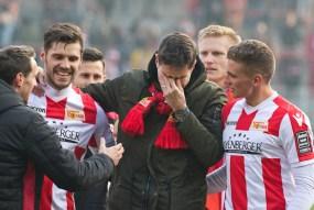 Damir Kreilach's emotional farewell