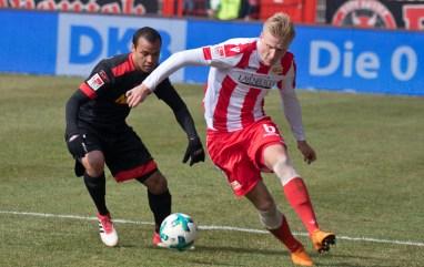 Kristian Pedersen on the move