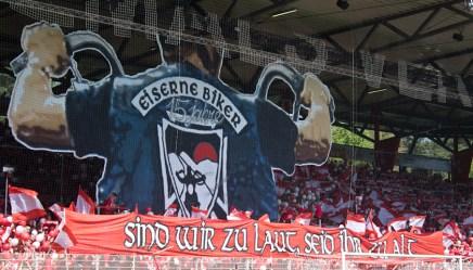 "Celebrating 15 years of ""Eiserne Biker"""