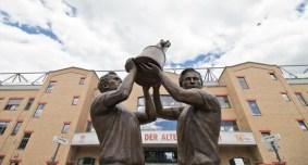 New cup winners memorial