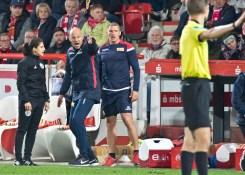 Unhappy coaches