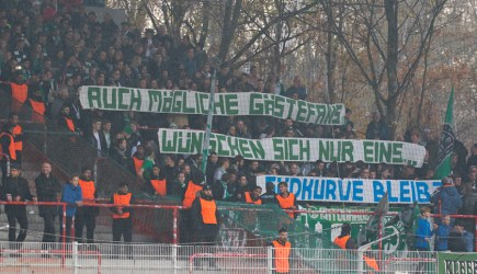 Keep the South end in Fürth!