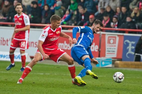 Prömel stops in midfield