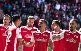 Grischa Prömel celebrates his goal
