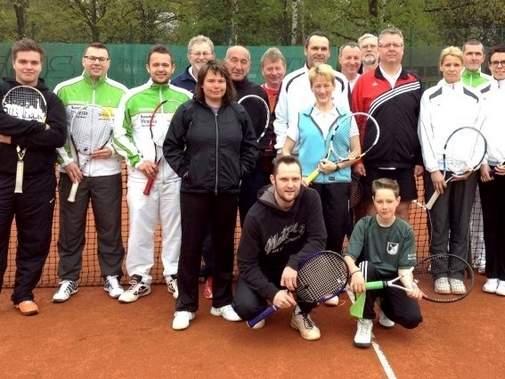 Der Schönebecker SC schloss am vergangenen Wochenende mit einem vereinsinternen Turnier in die Saisonvorbereitung ab. Ab heute werden die insgesamt neun Mannschaften im Punktspielbetrieb gefordert sein. Foto: priva