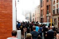 Riposte à l'attaque des identitaires d'un concert de ZEP à Arnaud Bernard (juin 2011)