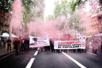 Manifestation antifasciste à Toulouse (juin 2013)