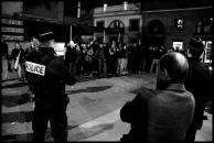 Action contre une manifestation catholique intégriste (décembre 2011)