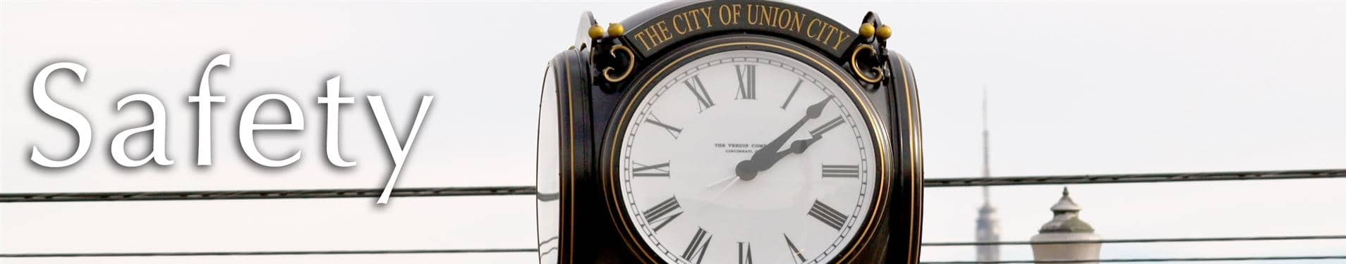 Safety Tips – Union City Police Department