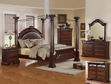 Union Furniture Bedroom B1470
