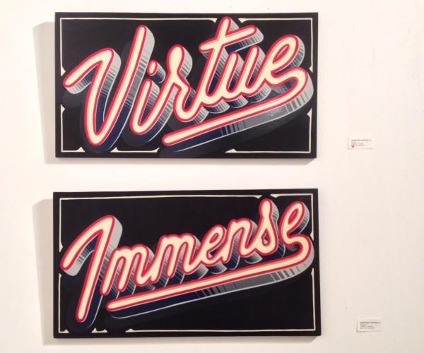 its virtue is immense // union jack creative