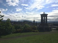 Another view from Calton Hill.