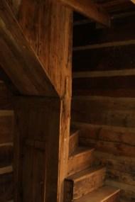Eddins loft stairs