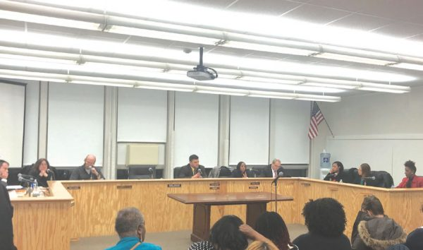 Hillside school board suspends super