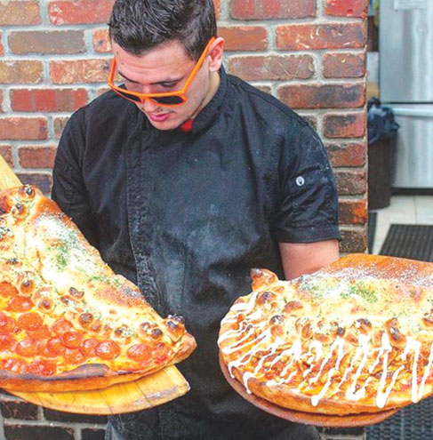 Roselle Park pizza maker takes on the world