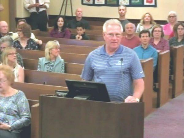 Cranford residents denounce 750 Walnut proposal